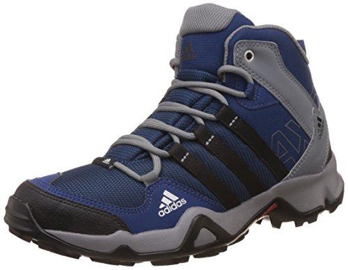 Adidas Men's Ax2 Mid Mysblu, Cblack, Tecste and Mysb Trekking and...