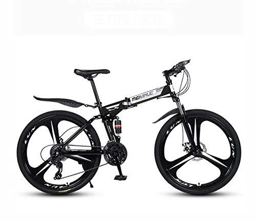 bon comparatif LJLYL VTT adulte, vélo pliant avec cadre en acier à haute teneur en carbone, vélo… un avis de 2021