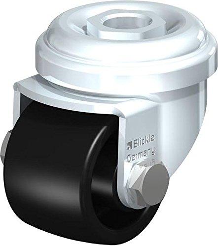 BLICKLE lra-poa 35g Lenkrolle, 3,5cm Rad Durchmesser, 165LB. Tragkraft
