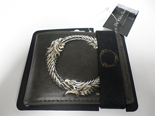 Elder Scrolls Online Wallet and Wrist Band