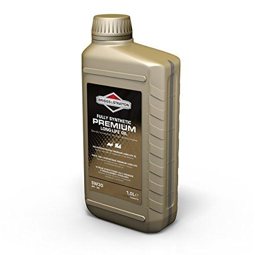 Briggs & Stratton Öl für 100007S 4-Takt Premium, schwarz, 1.0Liter