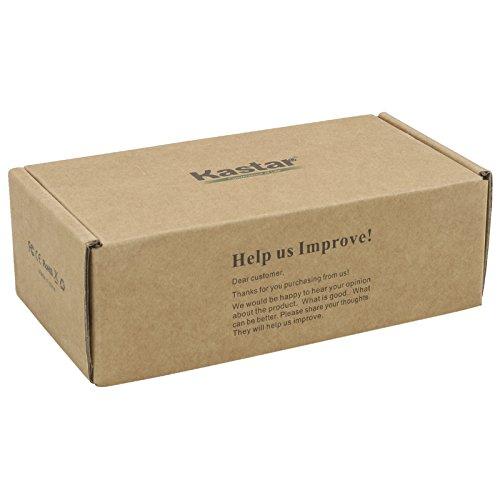Kastar Battery for Sony BP-U90 BP-U60 BP-U30 PXW-FS7/FS5/X180/FX9 PMW-100/150/150P/160 PMW-200/300 PMW-EX1/EX1R PMW-EX3/EX3R PMW-EX160/EX260 PMW-EX280 PMW-F3/F3K/F3L XDCAM EX HD422 PHU-60K PXW-Z450