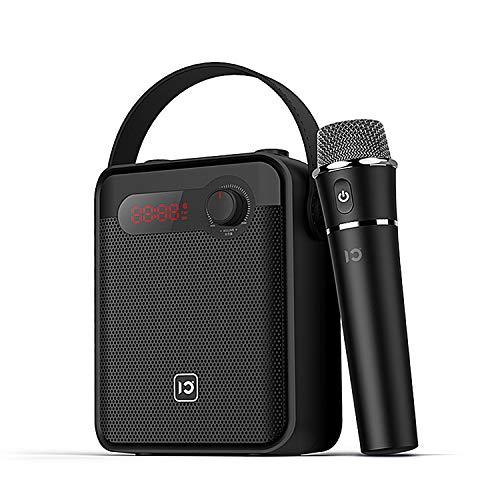 SHIDU 25W Bluetooth Amplificador de voz Sistema de PA portátil de con...