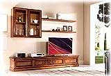 Artigiani Veneti Riuniti Mueble de TV para Pared salón en