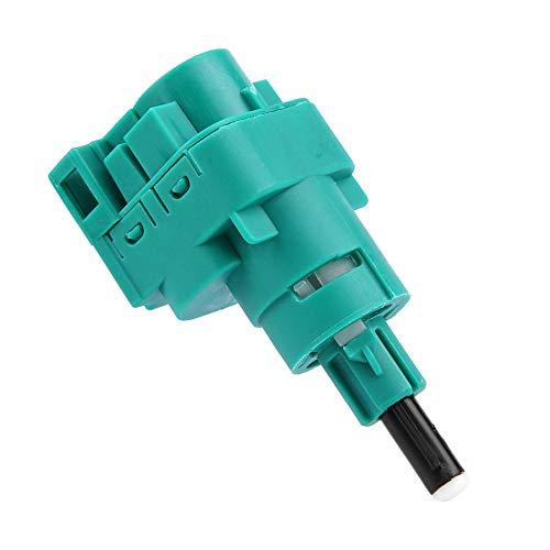 Qiilu Interruptor de luz de freno de coche 1C0945511A, interruptor de parada de luz de freno de coche para Beetle Sharan Lupo