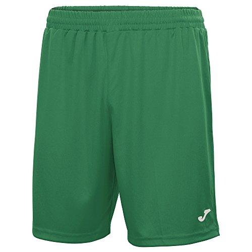 Joma Nobel Pantalones Cortos, Hombres, Verde, M