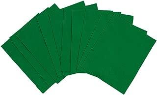 Emerald Acrylic Felt Pack Of 10 One Size