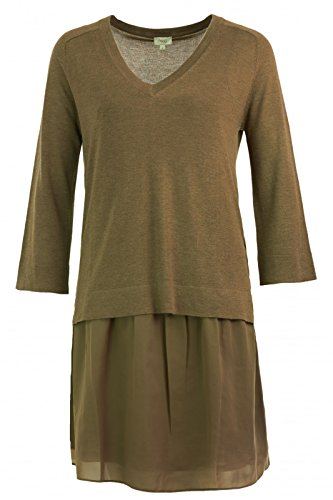 Hoss Intropia Vestido combinado para mujer. Mole. XS