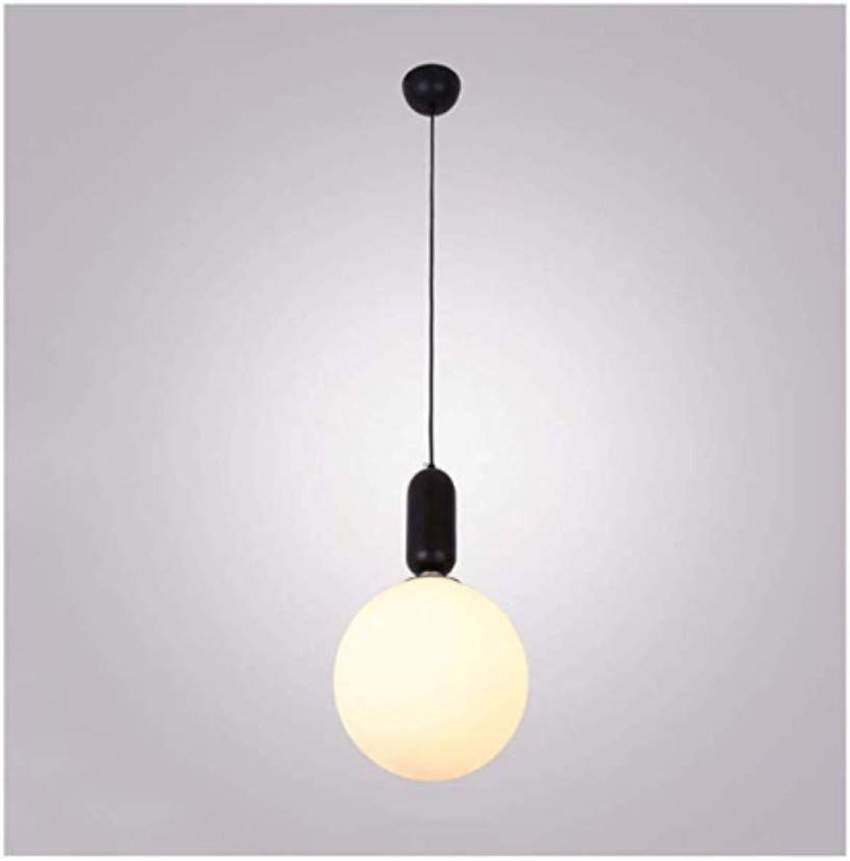Lampe Suspensions Plafonnier Lustres Lustre 15Cm Pendentif Lumière Chandelier Nordique Creative Chambre Chevet Simple Tête Pendentif Lumière Simple Moderne