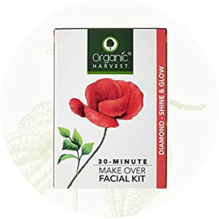 Best organic harvest facial kit Reviews