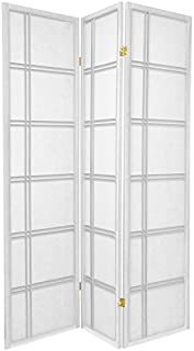 double cross shoji screen room divider