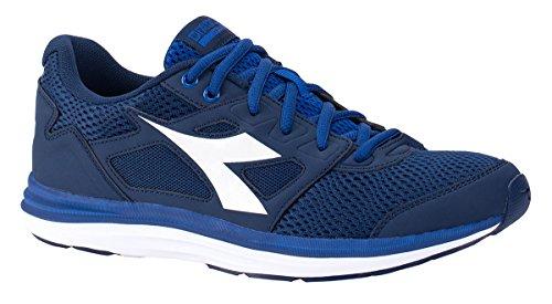 Diadora 171439SC um Heron c3085 Scarpe da ginnastica, Blu (Bleu Marine), 42 EU