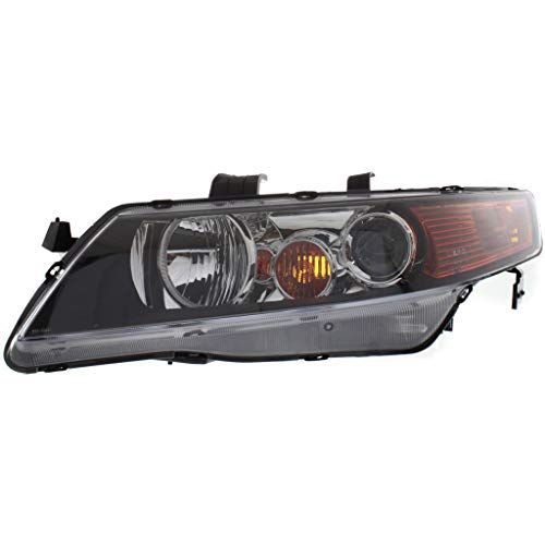 For Acura TSX Headlight 2004 2005 Driver Side | DOT Certified | AC2518106 | 33151-SEC-A12