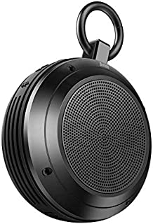 Divoom Voombox Trek Portable Bluetooth Speaker TF card Support Heavy Bass 6-Hour Playtime IPX5 Waterproof