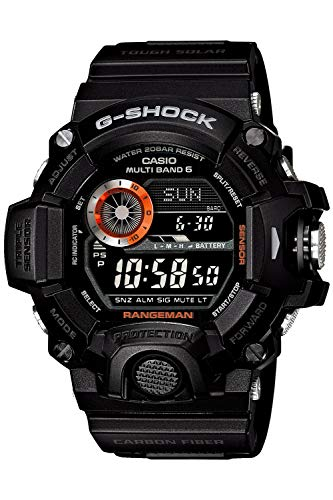 Casio Men's GW-9400BJ-1JF G-Shock Master of G...