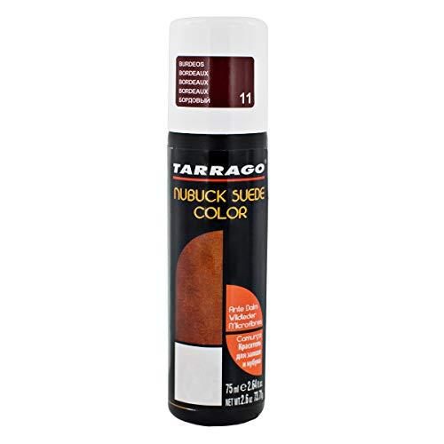 Tarrago Nubuck Suede Color Aplicador, Color para zapatos y bolsos, Morado (Bordeaux 11),...