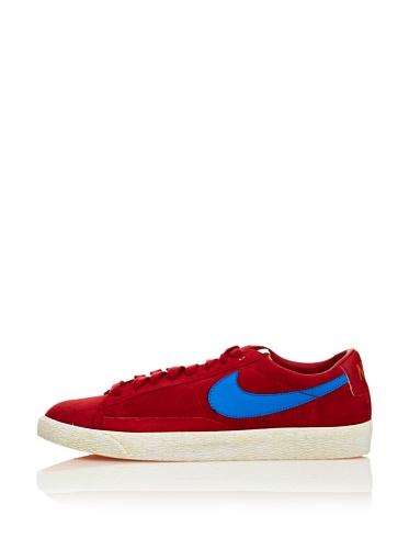 Nike Sneaker Blazer Low Prm VNTG Rosso/Blu/Bianco EU 43 (US 9.5)