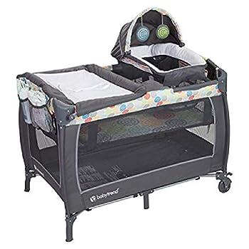 Fashion Baby Trend Lil Snooze Deluxe II Funfetti Confetti