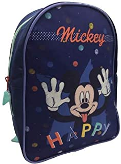 Pack Mochila Disney Mickey, 30cm Infantil para niños