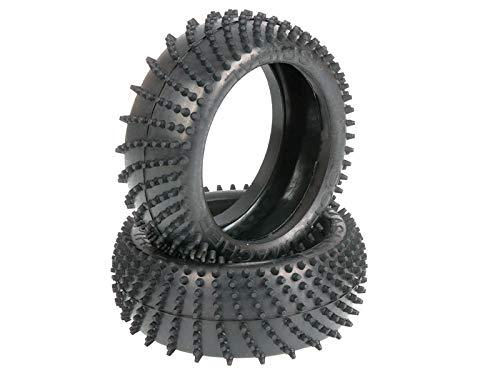 Schumacher 1:8 Spiral - Silber Offroad Reifen (2)