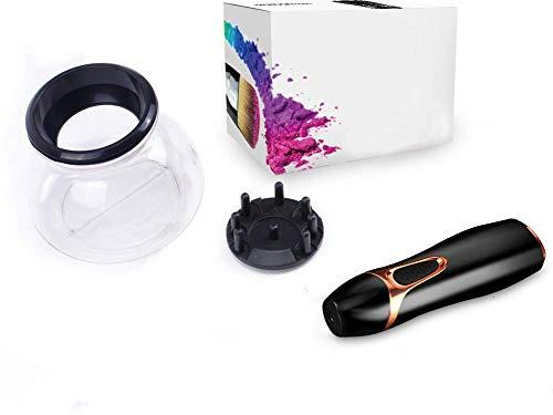 LEEYYO - 1 limpiador brochas maquillaje profesional