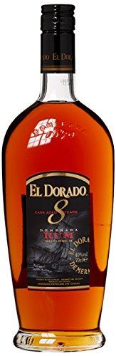 El Dorado 8 Jahre Rum (1 x 0.7 l)