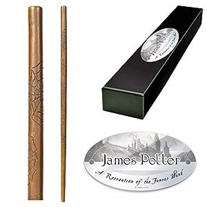 Noble Colección Harry Potter James Potter Varita 19