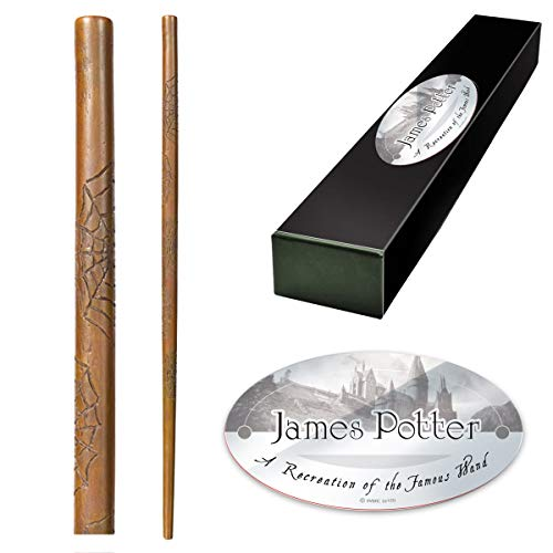 Harry Potter - Baguette de James Potter