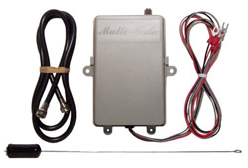 MULTI-CODE 1099-50 Garage Door Opener or Gate 12 Volt Receiver 1 Channel 300MHz or 310MHZ by Linear