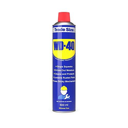 WD 40, bomboletta di spray multiuso, 600 ml