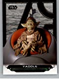 2018 Topps Star Wars Galactic Files #TPM-30 Yaddle