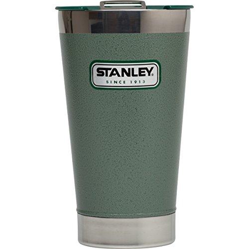 Stanley 真空断熱コールドパイントグラス2個 ハンマートーングリーン