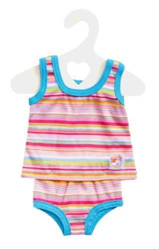 Heless 2110 - Puppenkleidung, Unterwäsche für 35 cm - 45 cm Puppen