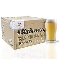 """Brassez jusqu'à 5 litres de bière Tripel Blonde Ale à la maison. Fait en 8 étapes, très facile et sans connaissances préalables . Un cadeau parfait pour les amateurs du brassage et pour les débutants . Avec nos kits """"Tout-Grain"""", Le brassage part de ..."""