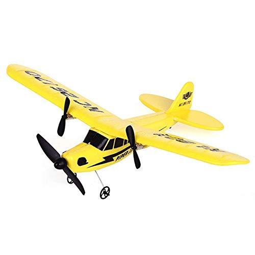 LYY Interesante Una Guía para Principiantes De ala Fija con Control Remoto con Control Remoto Modelo De Aeronave Diferencial UAV Modelo Pequeño Aeronave Planeador (sin Batería) Interacción Familiar
