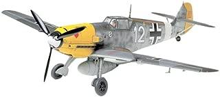 Tamiya 300061063–1: 48WWII Model Set Messerschmitt BF109E-4/7 Trop
