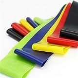 WNN URG - Banda de resistencia para gimnasio y fitness, banda elástica para entrenamiento deportivo con condón URG (color: 5 4,5 kg)