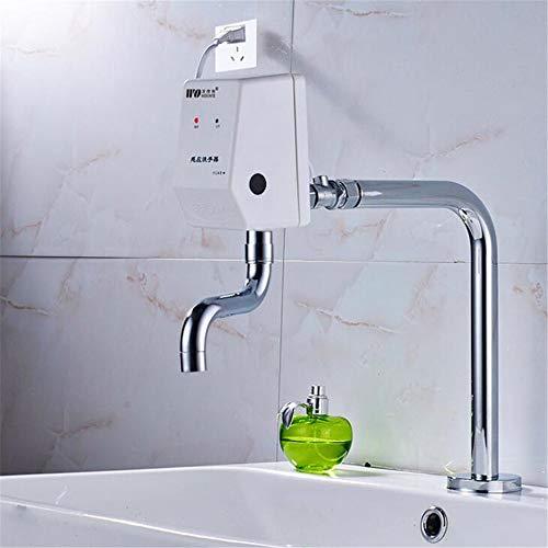 Retro Deluxe Fauceting Digital Touch Waschbecken Wasserhahn digitaler Thermostat Armatur Armatur Waschtisch Armatur Bad Armatur Waschbecken wasserhahn Tippen Torneira misturadora
