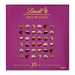 Idea Regalo - Lindt Mini Praline, XL 180 g