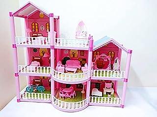 Doll House 3 floors 137 pcs