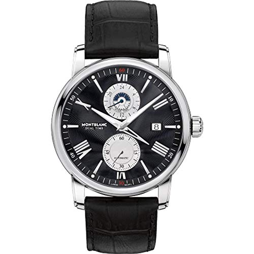 Montblanc 4810 Herren-Armbanduhr 42mm Armband Aligatorleder Automatik 114858