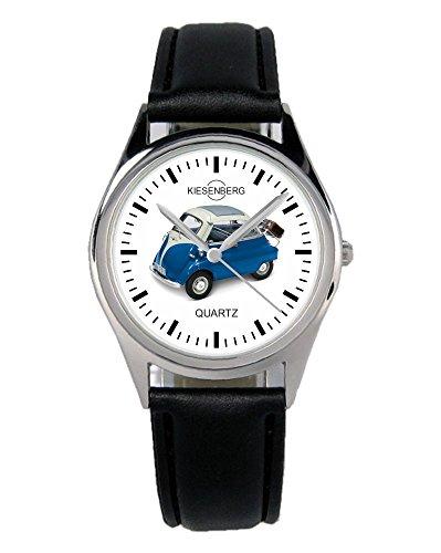 Geschenk für BMW Isetta Oldtimer Fans Fahrer Kiesenberg Uhr B-1819