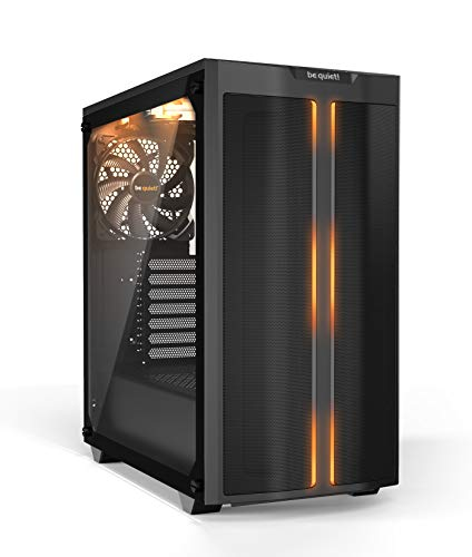 be quiet! Pure Base 500DX | Black PC-Gehäuse, BGW37