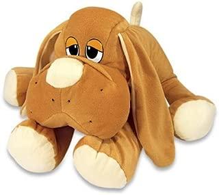 Cachorro Faísca Velboa de Pelúcia 45 cm