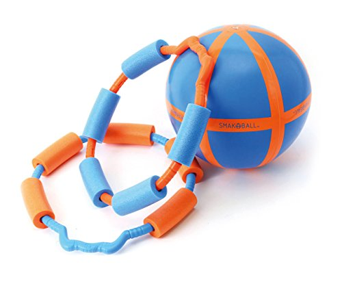 Schildkröt Funsports SMAK-A-BALL Set 2 Fänger Fun Sport, Blau/Orange, One size
