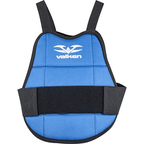 Valken Kinder Chest Protector/Brustpanzer blau/rot wendbar Paintball, S