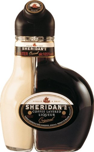 Sheridans Coffee Layered Liqueur 15.5% 50cl