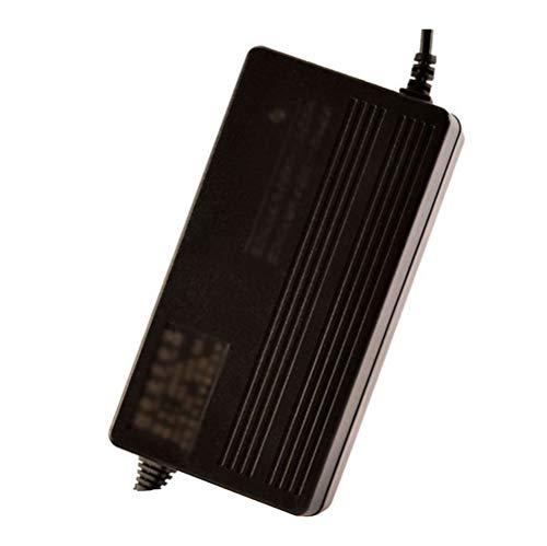 Dbtxwd Elektroroller-Ladegerät, Netzteil, (24 V, 36 V, 48 V, 60 V, 72 V) 2A Optional, Überspannungsschutz, Automatische Abschaltung, Lithium-Batterieladegerät, Mehrere Spezifikationen,72v,4