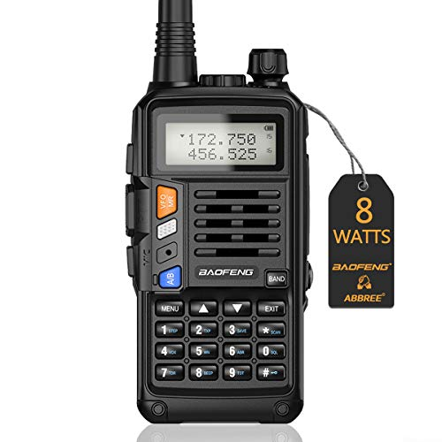 BaoFeng UV-S9 Plus 2200mAh Larger Battery with USB Charger Cable Rechargeable Ham Two Way Radio(Black). Buy it now for 29.99