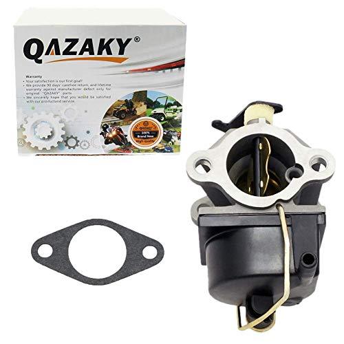 QAZAKY Reemplazo de carburador para Tecumseh 640065 640065A 11HP 11.5HP 12HP 12.5HP Cortacésped MTD Tractor Cortacésped Carb
